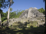 Highest Temple in Lamanai, Lamanai, Belize