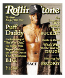 Puff Daddy, Rolling Stone no. 766, August 7, 1997