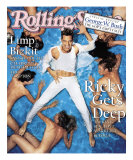 Ricky Martin, Rolling Stone no. 818, August 5, 1999