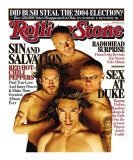 Red Hot Chili Peppers, Rolling Stone no. 1002, June 15, 2006