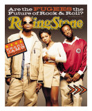 The Fugees, Rolling Stone no. 742, September 5, 1996
