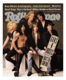 Guns 'n Roses, Rolling Stone no. 612, September 5, 1991 Photographic Print
