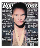Sting, Rolling Stone no. 657, May 27, 1993