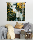 Waterfall Wall Tapestry