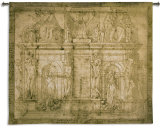 Study for the Porta Pia Wall Tapestry