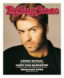 George Michael, Rolling Stone no. 518, January 28, 1988