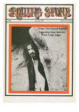 Frank Zappa, Rolling Stone no. 14, July 20, 1968