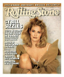 Cybill Shepherd, Rolling Stone no. 484, October 9, 1986