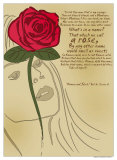 Buy Romeo and Juliet: A Rose at AllPosters.com