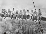 Buy Lunch Atop a Skyscraper, c.1932 at AllPosters.com