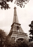 Buy Eiffel Tower in Spring at AllPosters.com