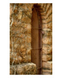 Gated Door In Stone