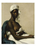 Portrait of a Black Woman, 1800