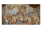 Expulsion of Heliodorus from the Temple