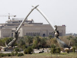 Hands of Victory, Baghdad, Iraq