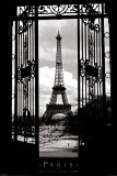 Eiffel Tower 1909 Poster
