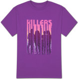 The Killers - Silhouette Dots T-Shirt