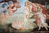 The Birth of Venus, c. 1485 Poster