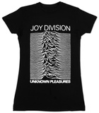 Juniors: Joy Division - Unknown Pleasures T-Shirt