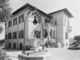 Villa Rimini, a Project of the Toschi Firm