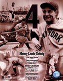Lou Gehrig - Legends of the Game Composite - ©Photofile
