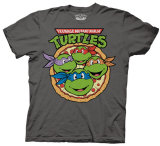 Teenage Mutant Ninja Turtles - Pizza