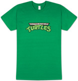 Teenage Mutant Ninja Turtles - Logo (Slim Fit)