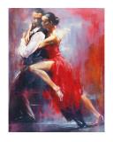 Tango Nuevo I Art Print