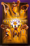 Los Angeles Lakers - 2009 NBA Champions
