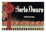 Porto Douro Port Label