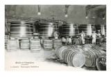 Wine Casks, Moet et Chandon