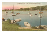 Three-Mile Harbor, East Hampton, Long Island, New York
