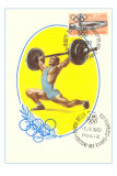 Olympic Weightlifting, 1960