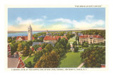 Cayuga Lake, Cornell University, Ithaca, New York