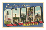 Greetings from Omaha, Nebraska