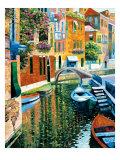 Buy Romantic Canal at AllPosters.com