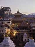 Pashupatinath Temple, UNESCO World Heritage Site, Kathmandu, Nepal
