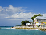 Speightstown Waterfront, St. Peter's Parish, Barbados, West Indies, Caribbean, Central America