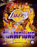 2008-09 Los Angeles Lakers NBA Finals Champions
