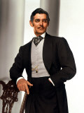 Gone with the Wind, Clark Gable, 1939 Premium Poster