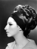 Portrait of Barbra Streisand