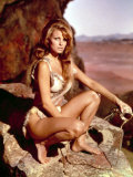 One Million Years B.C., Raquel Welch, 1966 Premium Poster