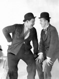 Stan Laurel and Oliver Hardy, c.1930s