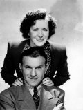 The George Burns and Gracie Allen Show, Gracie Allen, George Burns, 1950-1958
