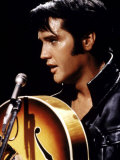 Elvis Presley Comeback Special, 1968 Premium Poster