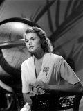 Casablanca, Ingrid Bergman, 1942 Premium Poster