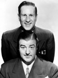 Bud Abbott, Lou Costello [Abbott and Costello[, 1940s