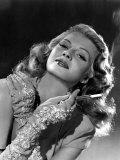 Rita Hayworth, 1940s Premium Poster