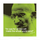 Gandhi: Eye for an Eye,