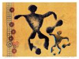 Ka Ho'olina, The Legacy, Hawaiian Petroglyphs